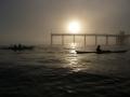 Morning off the Ocean Beach Pier