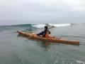 Launch into the surf near Black's Beach