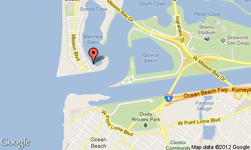 Contact Us & Directions — Mission Bay RV Resort