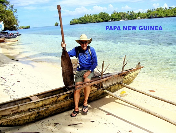 PAPA NEW GUINEA